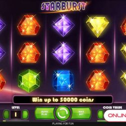 Game Slot Online Starburst Resmi